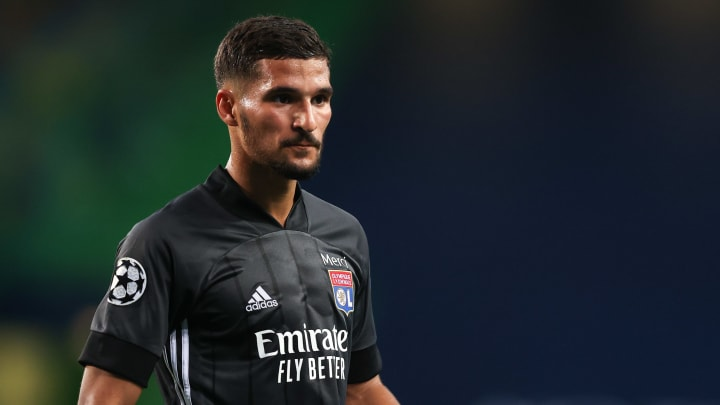 Arsenal have made a £32m bid for Houssem Aouar