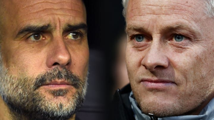 The Manchester derby awaits