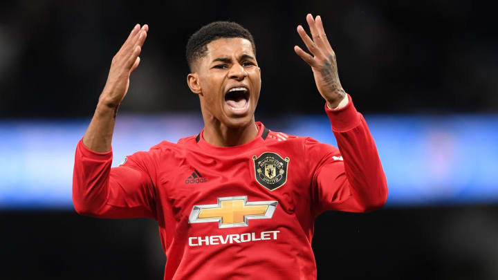 Marcus Rashford Reflects on 'Proud Moment' After Lobbying ...