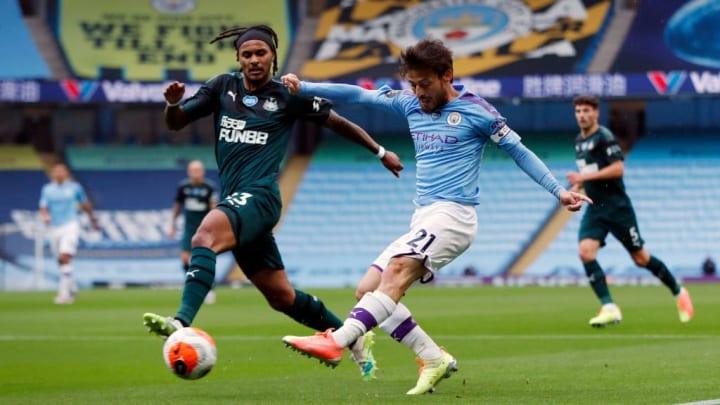 David Silva could be playing his final season in English football this term