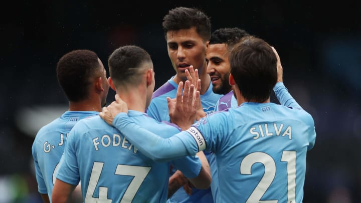 Man City made light work of Newcastle on Wednesday night