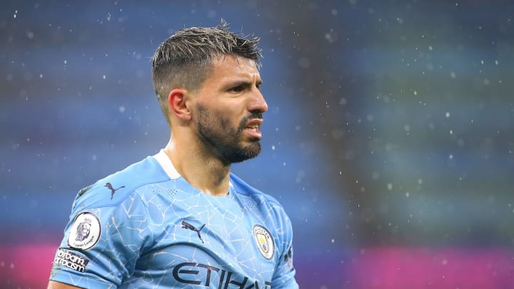 Aguero could land himself a move to Barcelona in the summer