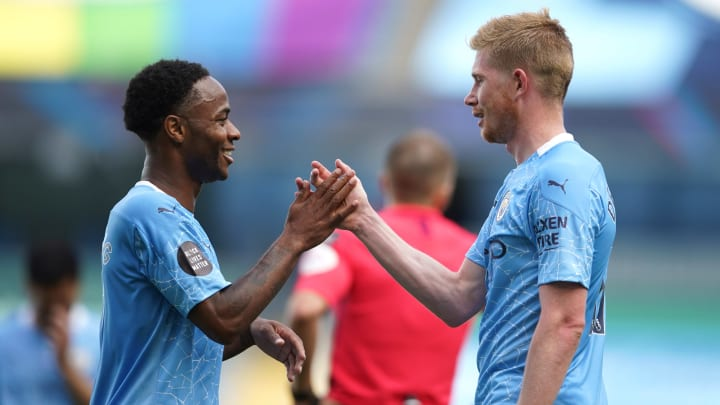 Manchester City are ready to make huge contract offers to De Bruyne & Sterling