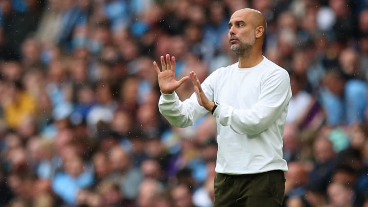 Guardiola could become one of the few coaches to work with both Lionel Messi and Cristiano Ronaldo