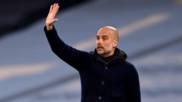 Guardiola nunca escondeu o sonho de continuar em Manchester.