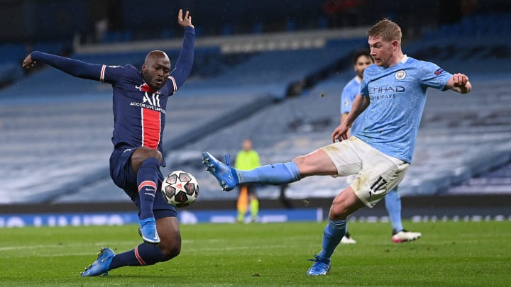 Equipes jogam nesta terça-feira   Manchester City v Paris Saint-Germain - UEFA Champions League Semi Final: Leg Two
