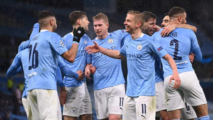 City will face either Real Madrid or Chelsea in the final