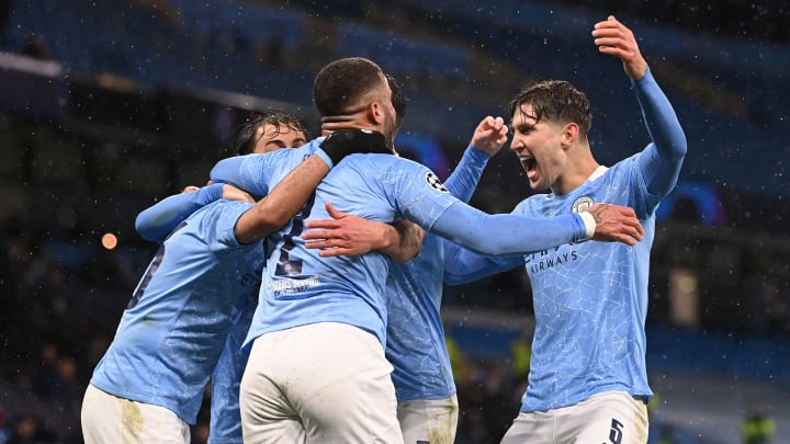 City reached their first ever Champions League final on Tuesday