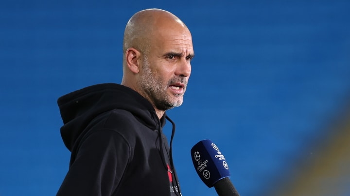 Pep Guardiola wants more supporters watching his side inside the Etihad