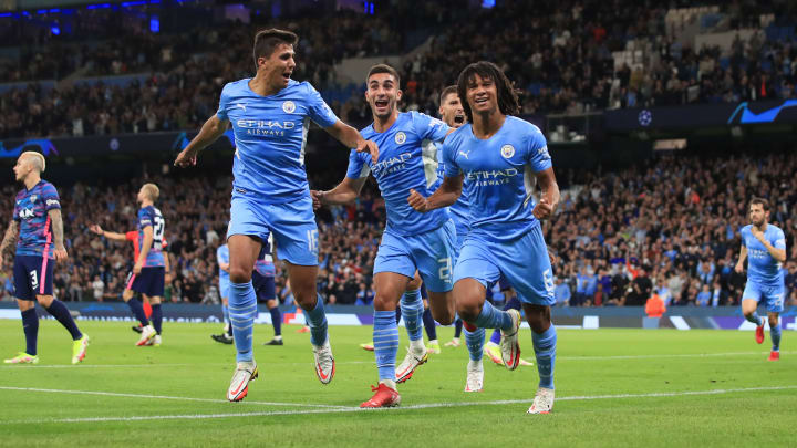 We could see a youthful Man City side