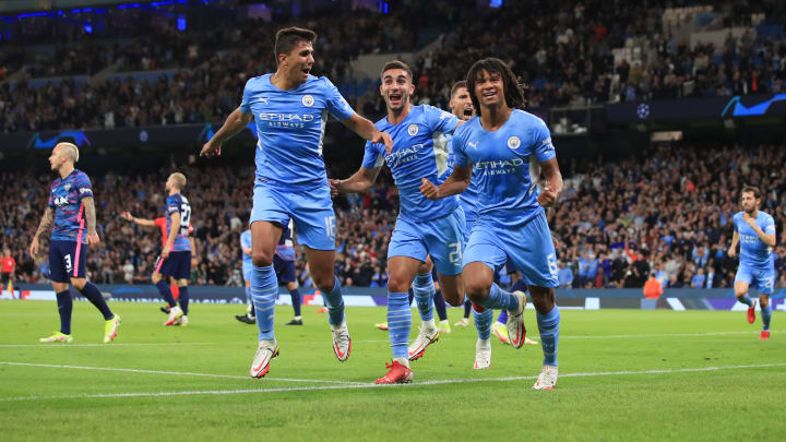 El City mostró su candidatura a ganar la Champions tras golear al RB Leipzig (6-3)