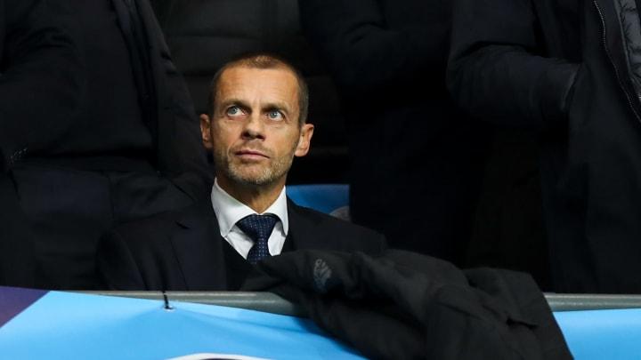 UEFA-Präsident Aleksander Ceferin will die schweren Geschütze auffahren