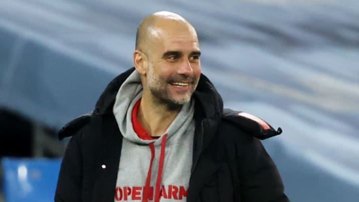 Pep Guardiola's side have looked superb this season