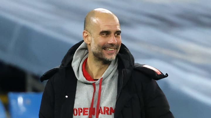 Pep Guardiola has refused to rule out a transfer splurge at Manchester City this summer