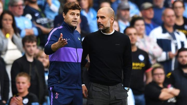 Mauricio Pochettino has praised Pep Guardiola
