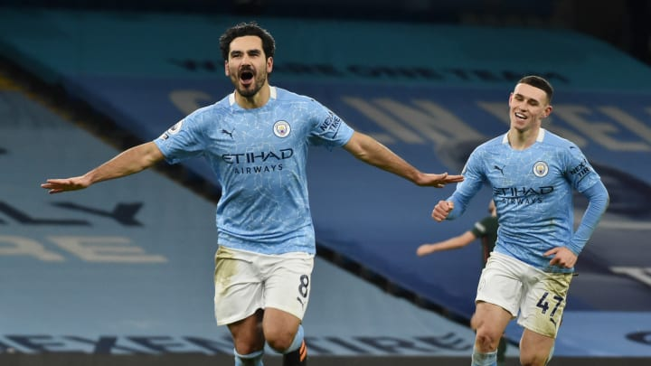 Ilkay Gundogan is a must-have for your FPL team this double gameweek