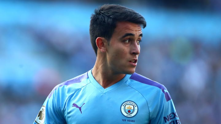 After joining the club three years ago, Eric García has broken into Manchester City's starting lineup since the restart