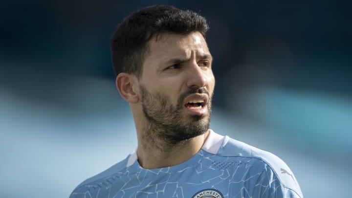El argentino Sergio 'Kun' Agüero dejó grabado su nombre con letras de oro en el Manchester City.