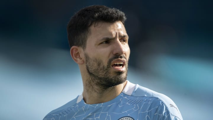 Manchester City star Sergio Aguero could be a great option for Barcelona
