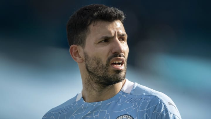 Aguero will depart at the end of the season