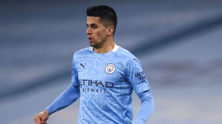 Joao Cancelo, Manchester City, Champions League
