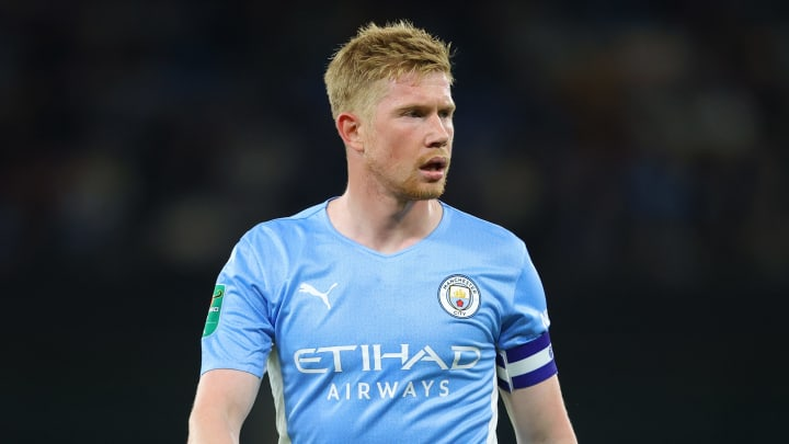 Kevin de Bruyne should make his first Premier League start of the season