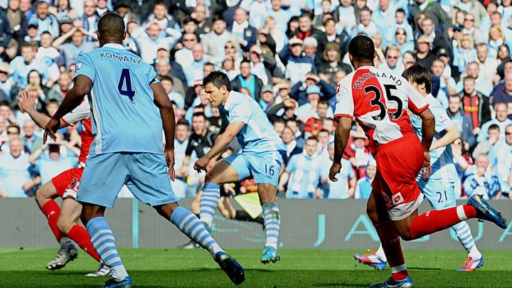 Sergio Agüero y un gol épico