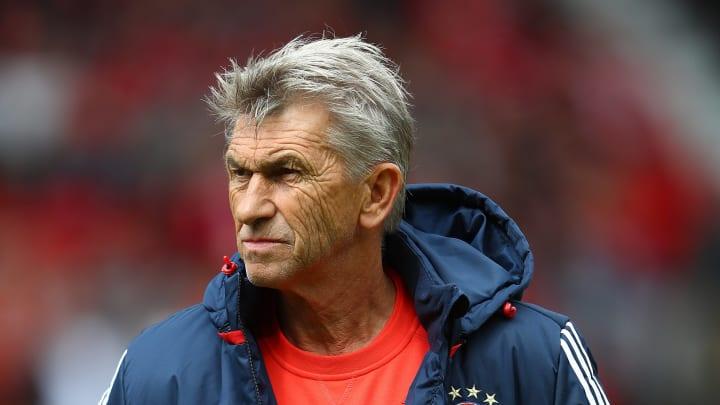 """Klaus Augenthaler bekleitet das """"World-Squad-Projekt"""" als Cheftrainer"""