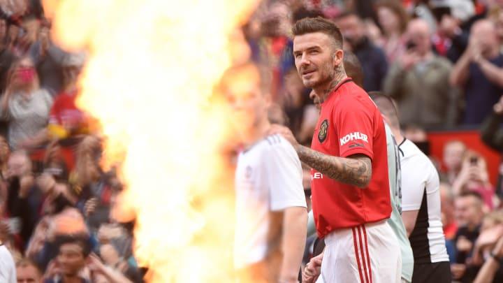 Vor 29 Jahren: David Beckham debütiert für Manchester United