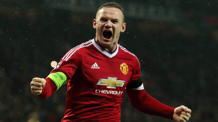 Wayne Rooney is Manchester United and England's all-time top goalscorer