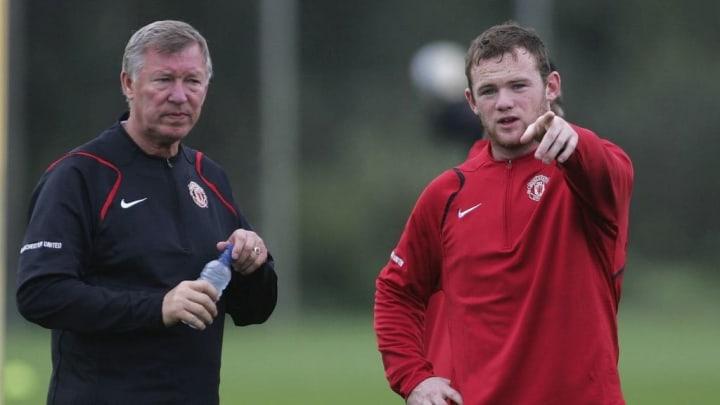 Alex Ferguson, Wayne Rooney