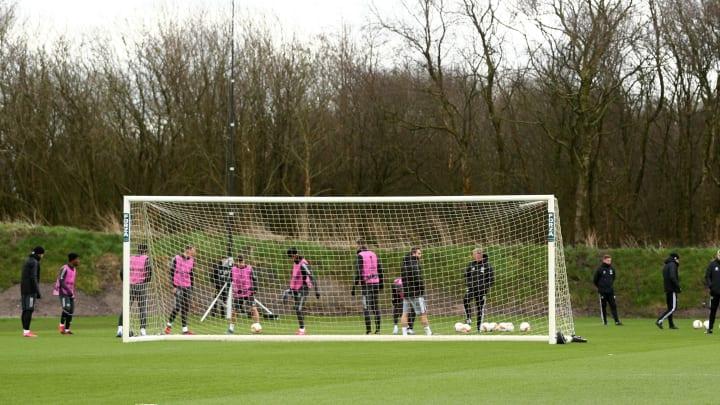 Man Utd announce planned improvements to Carrington Training Centre
