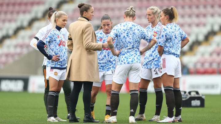 Man Utd beat a 'Big Three' WSL side for the first time in the league