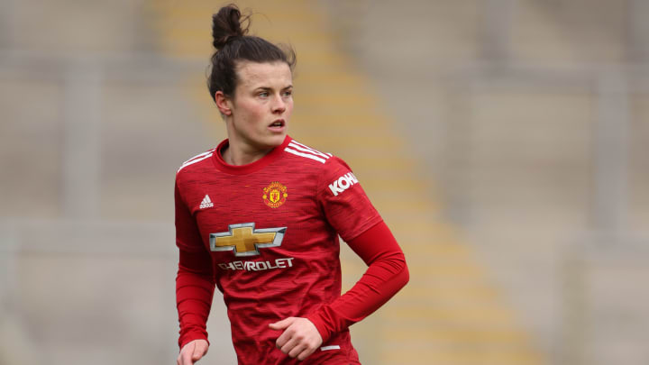 Hayley Ladd has been one of Man Utd's most important signings