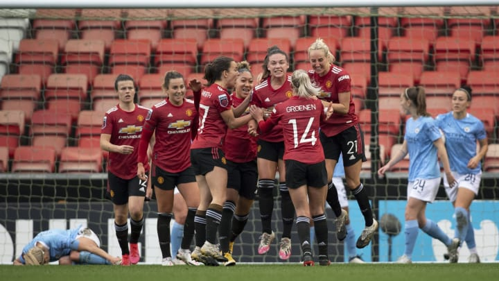The second annual Women's Football Weekend produced plenty of drama