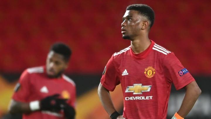 Will Amad Diallo start for Man Utd against West Ham?