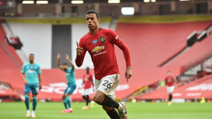 Mason Greenwood's transfer value has risen the most in this Premier League season