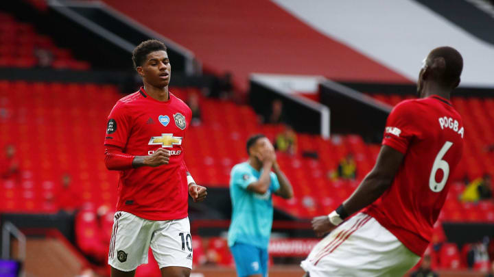 Rashford and Pogba will be instrumental in United's push for top four this season