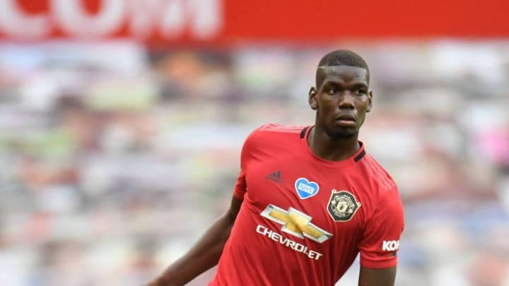 Pogba toujours vers le Real ?