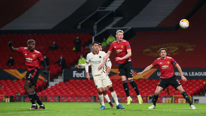 Manchester United are close to a European final