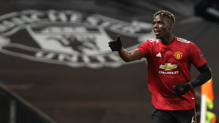 Paul Pogba is comfortably Manchester United's best player