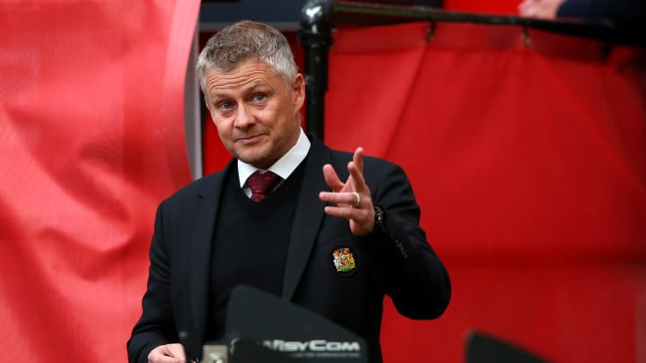 Ole Gunnar Solskjaer is within touching distance of a European final