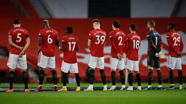 Mit Manchester United sind viele Titel das einzige Ziel