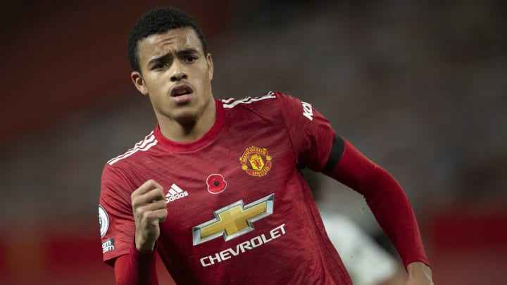 Greenwood and van de Beek were both left out of the United side