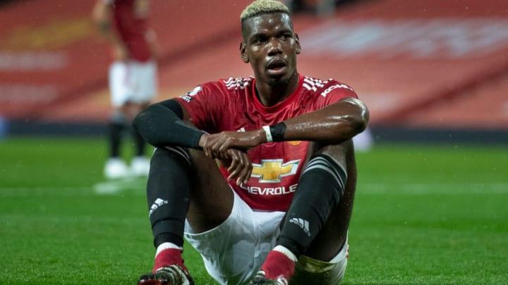 Paul Pogba ist bei Manchester United kein unumstrittener Stammspieler