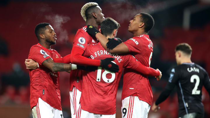 The Manchester United lineup that should start against Watford