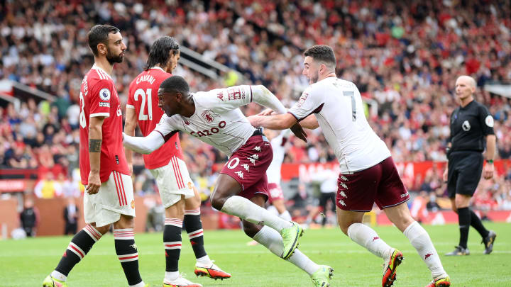 Manchester United 0-1 Aston Villa: Player ratings as Kourtney Hause stuns Red Devils with late winner