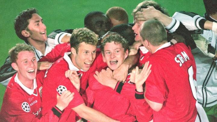 Solskjaer marcó el gol que dio el título al Manchester United