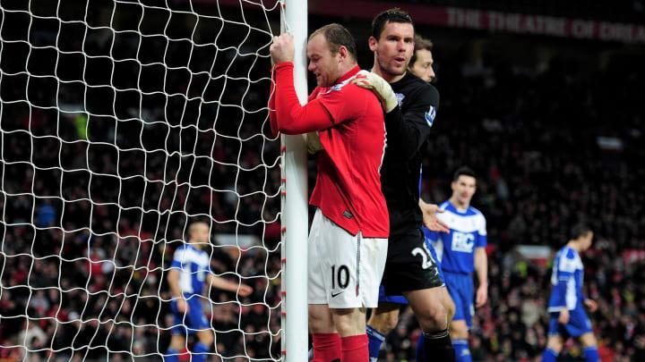 Wayne Rooney, Ben Foster