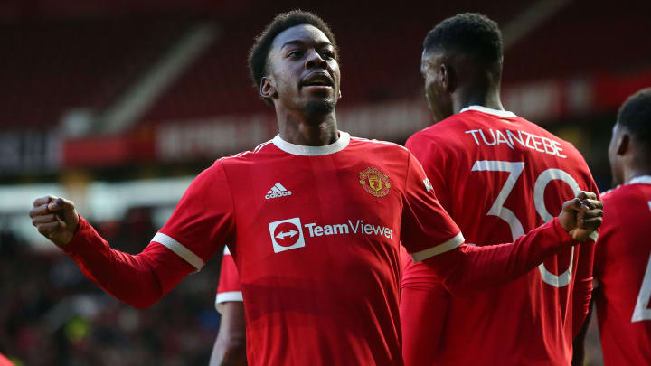 Anthony Elanga travels with Man Utd for Young Boys clash in Champions League
